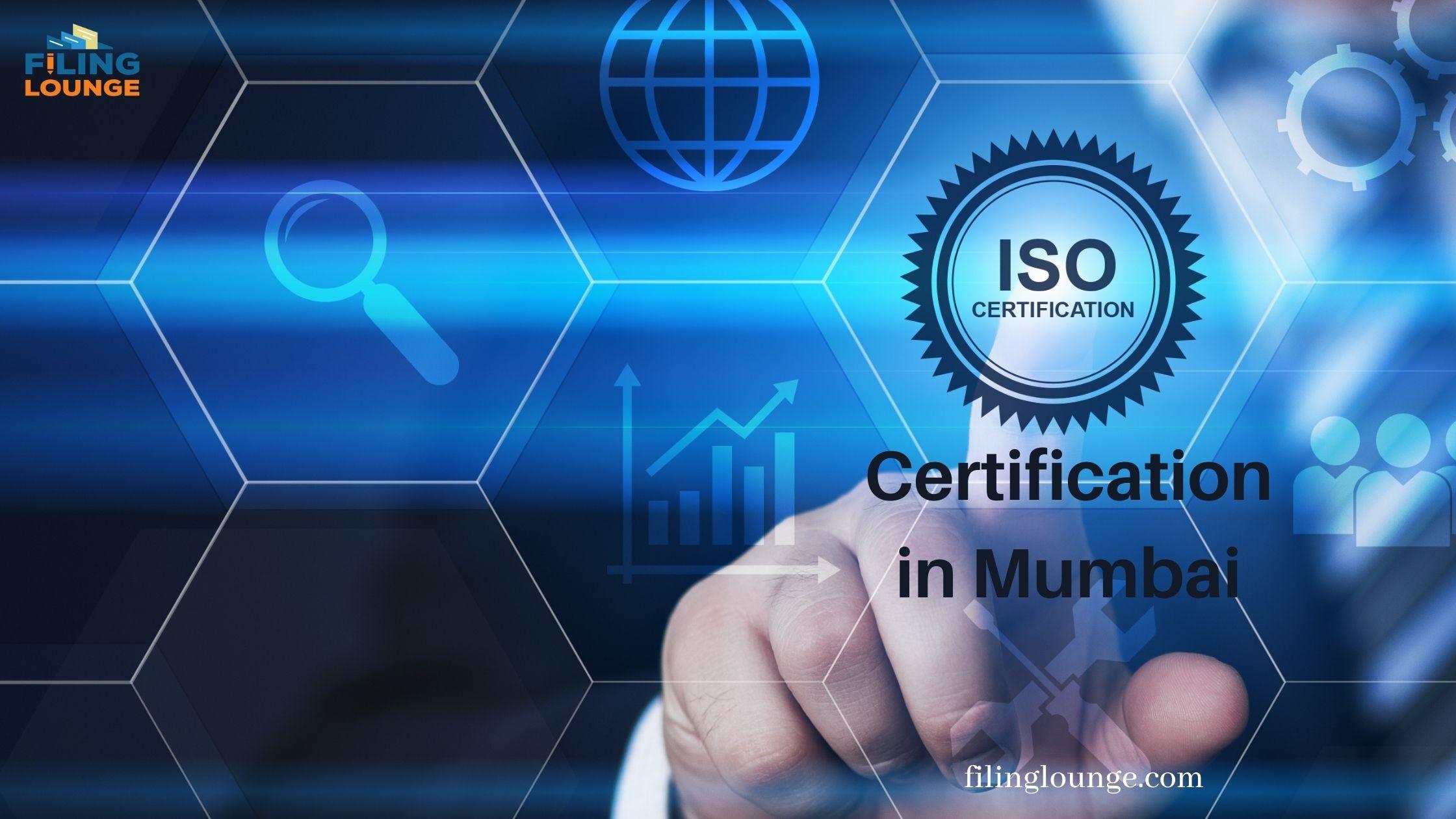 ISO 9001 certification in Mumbai