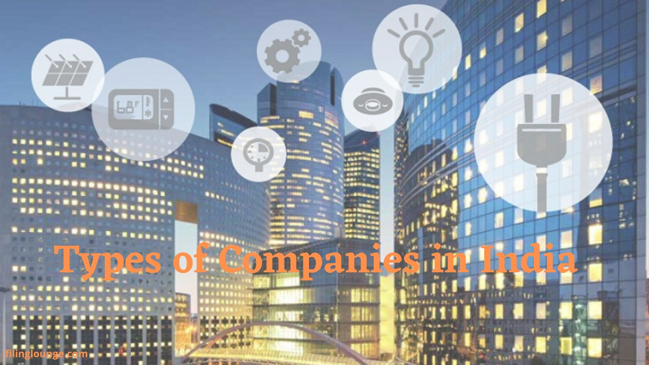 Types of Companies in India